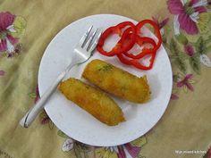 Patates köftesi (Turkse aardappelkroketjes)