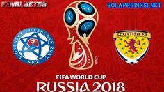 Prediksi Slovakia vs Skotlandia 12 Oktober 2016
