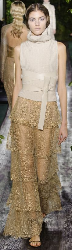 Valentino Couture Fall 2014 | The House of Beccaria~