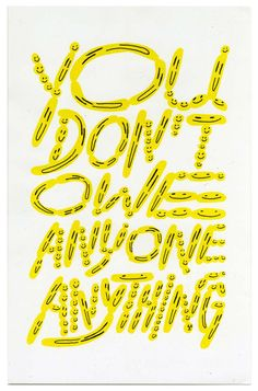 You don't owe anyone anything | Hannah K. Lee