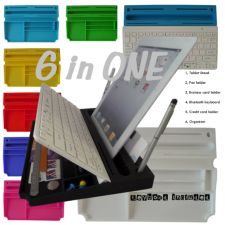 a-Pad stand/organizer , Executive restt with FLEX PLUS technology