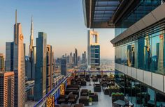 Dubai's best rooftop bars: Level 43