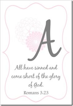 Bible Memory Verse Cards - Beautifully done!