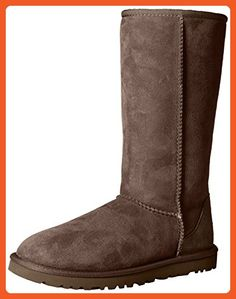 UGG Australia Women's Classic Tall Boots 10 M (US), Chocolate - Boots for women (*Amazon Partner-Link)