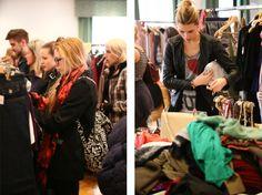 Der fünfte Mödlinger Fashionflohmarkt - und wir waren dabei! Am Samstag, den 15. März 2014, fand in der Mödlinger Stadtgalerie der fünfte Mödlinger Fashionflohmarkt...