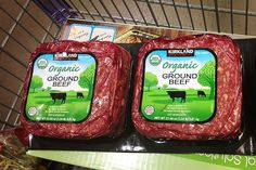 Costco organic ground beef  Costco didn't conquer the organic market accidentally. Expanding its offerings has been part of a calculated effort to capture younger consumers and lure them away from other retailers. The membership-based chain has increased its organic sales by about $1 billion in just six months, and it plans on pushing even harder.