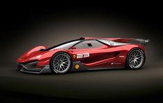Xezri Ferrari Competizione concept by Samir Sadikhov