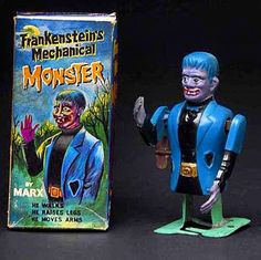 Frankenstein's Mechanical Monster (Marx, 1960s)