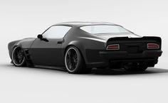 Pontiac Firebird Twin-turbo