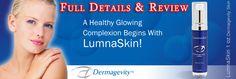 LumnaSkin Product Review