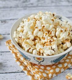 13. Sweet & Spicy Wasabi Popcorn #recipes #healthy #popcorn http://greatist.com/eat/healthy-popcorn-recipes