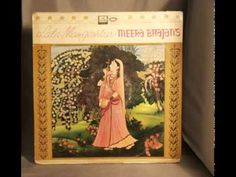 LATA MEERA BHAJANS 1968 FULL VINYL IN ONE TRACK MD HRIDAYNATH MANGESHKAR...