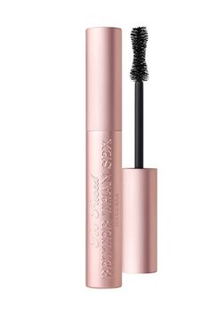 Too Faced's Better Than Sex Mascara is a heaven-sent for ladies who love to layer on the pigment. It's incredibly buildable, so you can swipe multiple times without clumping or feathering. Too Faced Better Than Sex Mascara, $23, available at Ulta.  #refinery29 http://www.refinery29.com/best-luxury-mascara#slide-7