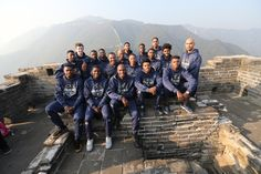 Anthony Davis and the Pelicans tuning up for the 16-17 season at NBA Global Games in China!