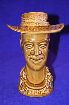 Don The Beachcomber Tiki Mug