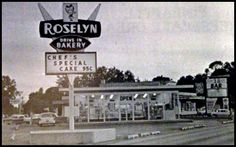 Roselyn Bakery Indianapolis Indiana... I remember when we had one of these in my hometown, Crawfordsville IN.