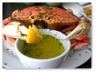 Some of the best food and restaurants are at the Oregon coast. Dungeness crab rules!