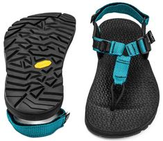 Need to get out of a sticky situation? The Bedrock Cairn Pro women& adventure sandals have Vibram® Megagrip for excellent wet traction—great for creeks, wet rocks and mucky singletrack. Available at REI, Satisfaction Guaranteed. Minimalist Shoes, Hiking Sandals, Sandals Outfit, Strappy Sandals, Leather Sandals, Hot Cars, Strap Heels, Flip Flops, Footwear