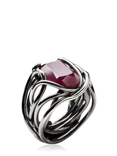 FEDERICO PRIMICERI - MAN DIAMOND COLLECTION RING - LUISAVIAROMA - LUXURY SHOPPING WORLDWIDE SHIPPING - FLORENCE