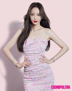 Han Ye Seul on the Cover of Cosmopolitan Korea September 2018 Korean Beauty, Asian Beauty, Kang Sora, Han Ye Seul, Asian Street Style, Korean Celebrities, Star Girl, Beautiful Asian Women, Korean Actresses