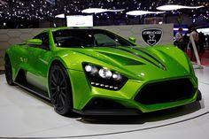 The Most Thrilling Cars From the 2015 Geneva Motor Show Best City Car, Zenvo St1, Lykan Hypersport, Amc Javelin, Geneva Motor Show, Car In The World, Car Car, Hot Cars, Motor Car