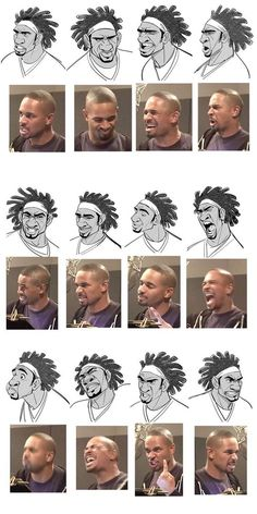 Drawing tutorial disney facial expressions 69 new Ideas Disney Sketches, Disney Drawings, Cartoon Drawings, Drawing Sketches, Drawing Disney, Comic Drawing, Cartoon Faces, Character Sketches, Character Design References