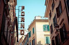 Il Forno da Marco Roscioli - bakery and pizza