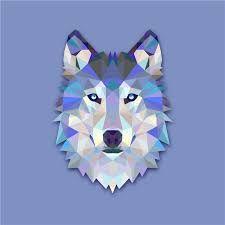 Картинки по запросу животные в геометрии