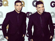 Drake. GQ.