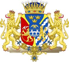 Category:Coats of arms of Swedish princes Family Crest, Crown Royal, Letterhead, Coat Of Arms, Crowns, Herb, Sweden, Knight, Royalty