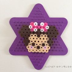 Hamma Beads 3d, Diy Perler Beads, Perler Bead Art, Fuse Beads, Pearler Beads, Perler Bead Designs, Pearler Bead Patterns, Iron Beads, Melting Beads
