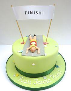 runner's cake - Google Search