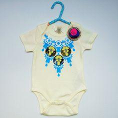 BABYGROW and ROSETTE gift set. New baby present. by dAKOTArAEdUST