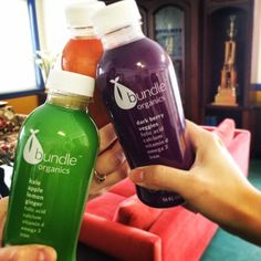 #regram from @chicagoparent who called out @bundleorganics as one of the best products for moms and babies to share with a friend! We love this #bundlecheers! #juicingfortwo #pregnancy #pregnancyproducts
