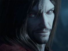 This once champion of Light saved the world from Lucifer's grasp but fell to the dark side shortly after. His turn to Vampirism led him to become the Dark Force so many crusaders have tried to destroy. Voiced by the talented Robert Carlyle, this creature of darkness has suffered much despair and is determined to avenge himself on his enemies: Gabriel Belmont/Dracula