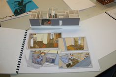 Cibap school for interior design semester 3 on pinterest for Interieur design opleiding hbo