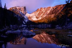 The early signs of winter show at the Rocky Mountain National Park.  Chad Dutson, Your Take