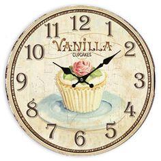 I Heart Shabby Chic: Shabby Chic Clocks & Timepieces