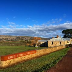 The Ross Convict Female Factory is another of Tasmania's collection of sites…