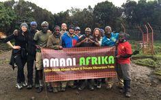 Laura Prepon Travels Tanzania