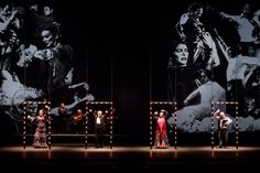 """Bienal de Flamenco 2016. Bailando una vida: """"… fue en Sevilla."""" Reseña de la gala protagonizada por Manolo Marín, Mlagros Menjíbar, José Galván y Ana María Bueno en el Teatro de la Maestranza"""