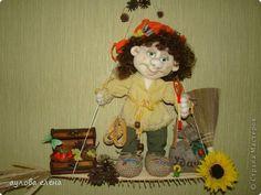 Куклы Шитьё Ангелочек Сутаж тесьма шнур Ткань фото 4