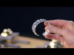 Forming a Fluted Cuff Bracelet with Bill Fretz - YouTube
