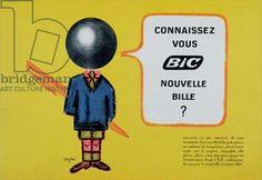 BIC Nouvelle Bille 1961