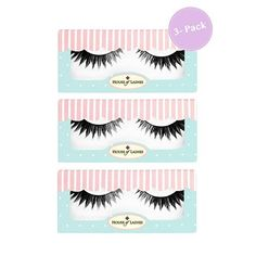 House of Lashes   Feline 3 Combo Pack     Premium Quality False Eyelashes for a Great Value  Cruelty Free   Eco Friendly >>> You can find out more details at the link of the image.
