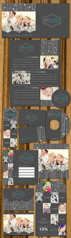 Boutique Marketing Package Lines of Style by KayleeBugDesign, $65.00