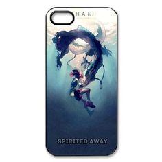 Japanese Anime Spirited Away Case for Iphone 5 5s Design 005