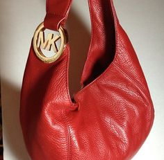 Michael Kors Red Handbag Who Is Outlet