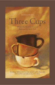 #4 Three Cups. Best financial advice for the youngins. For Fidelity