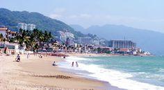 Playa Camarones (Shrimp Beach) Puerto Vallarta